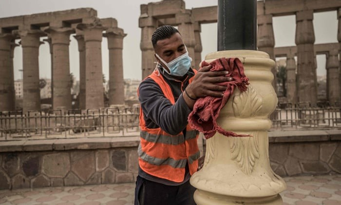 The impact of Coronavirus on tourism in Egypt