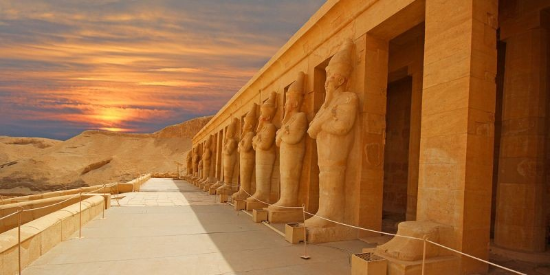 Luxor Top Attractions: Hatshepsut Temple