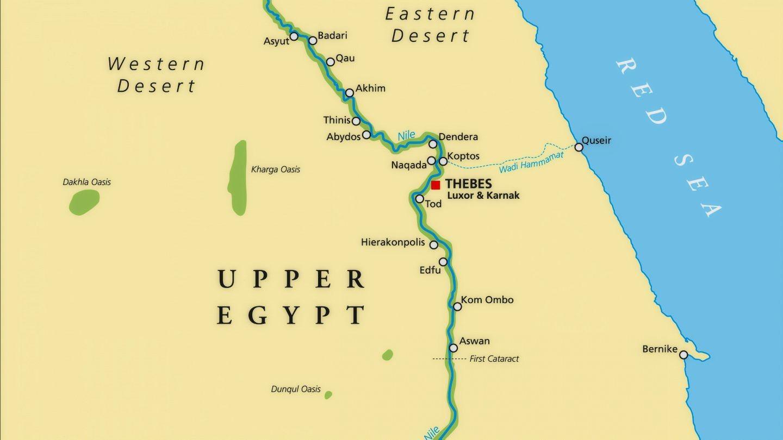 Uppere Egypt