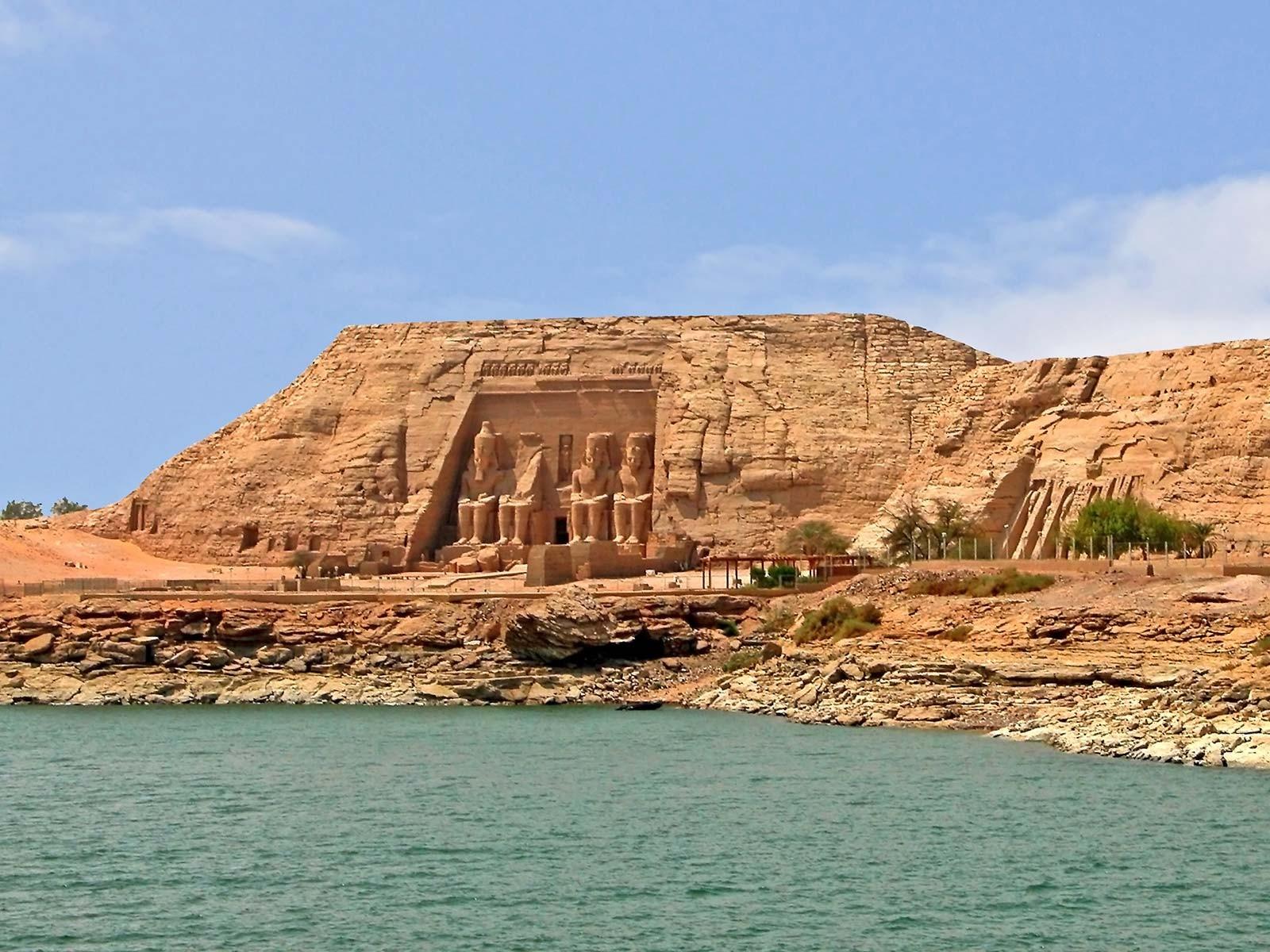 Abu Simbel Temple Aswan