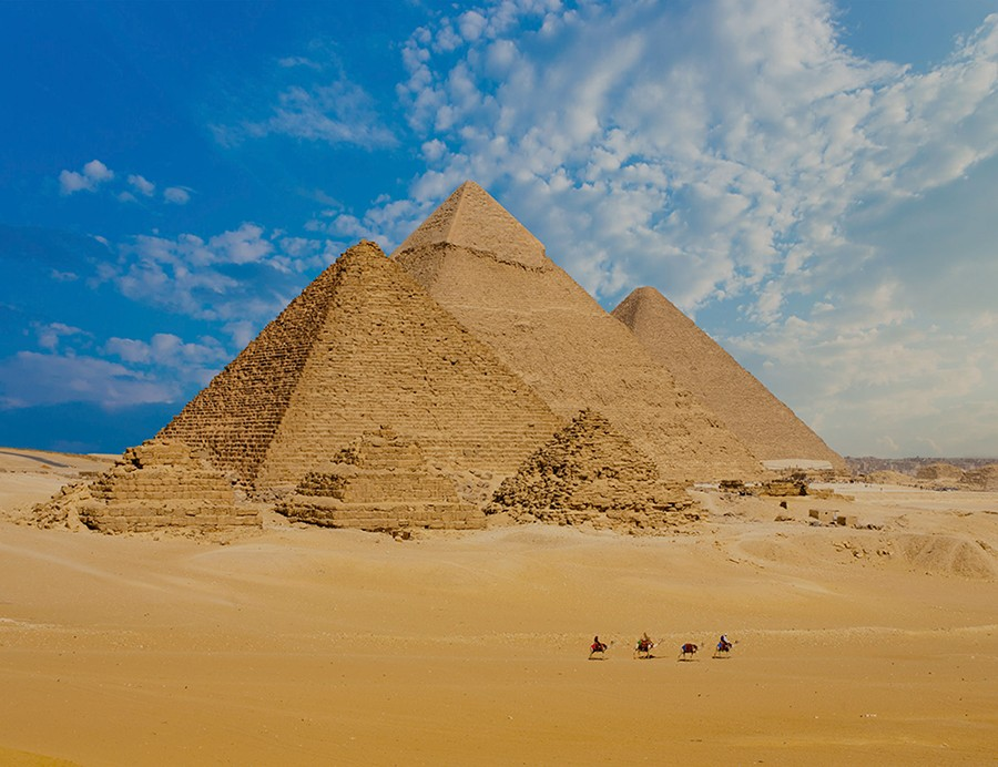 Pharaohs Adventure for Teens – 6 Days