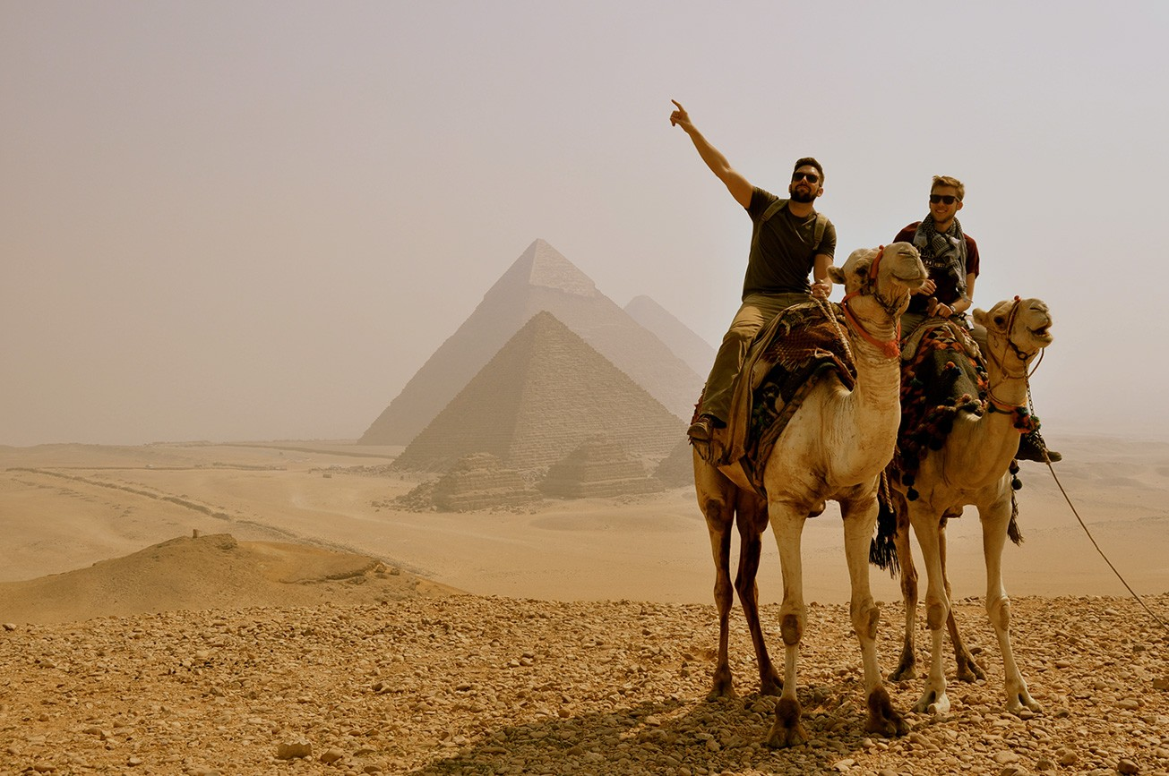12 Days Package Of Cairo Luxor And Aswan