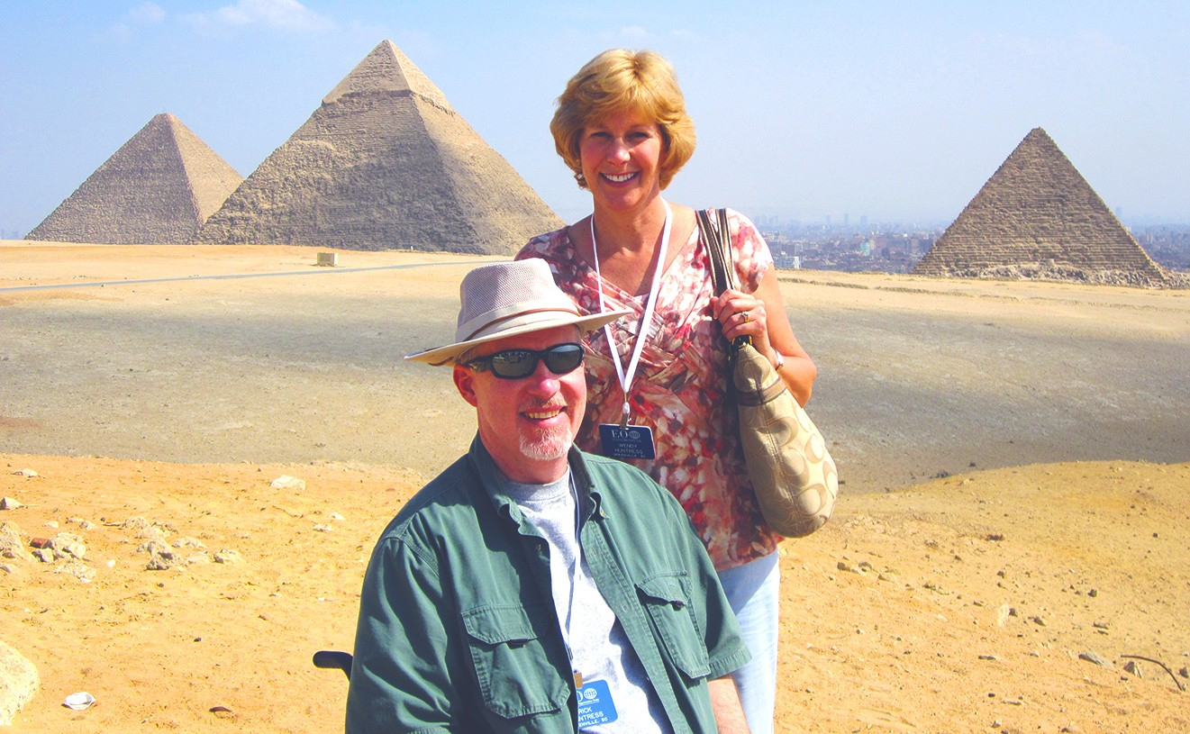 Egypt Tour Package For WheelChair Users