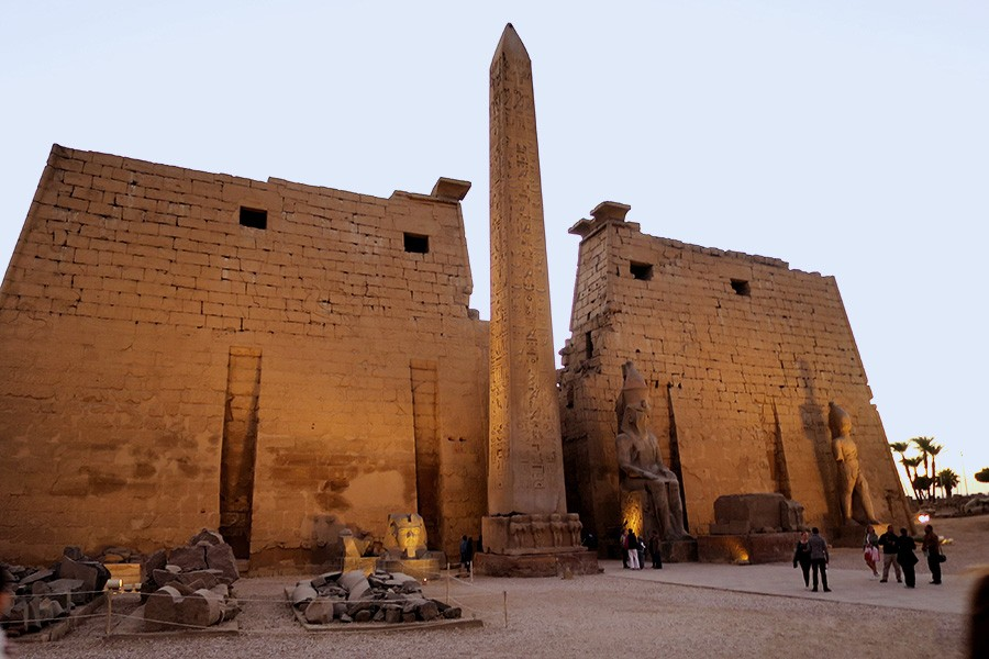 karnak temple, Egypt Luxury Tour Package