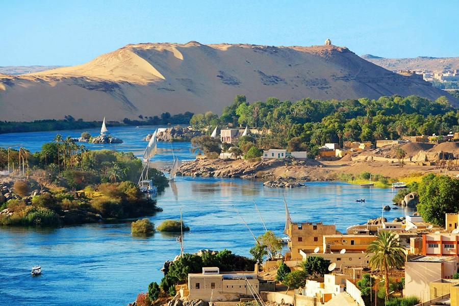 Luxury Nile Cruise Tour