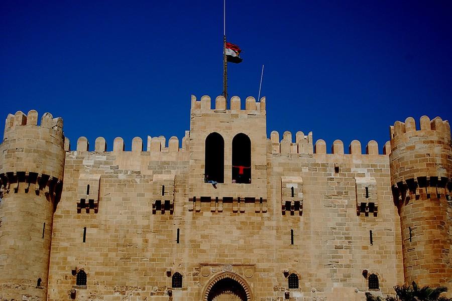 Citadel of Qaitbay, Egypt Experience, classical