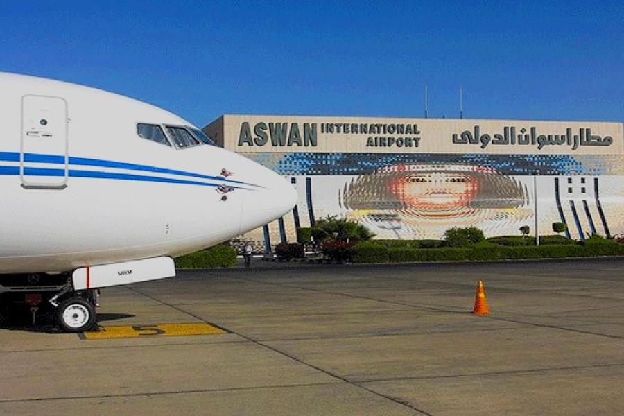aswan airport