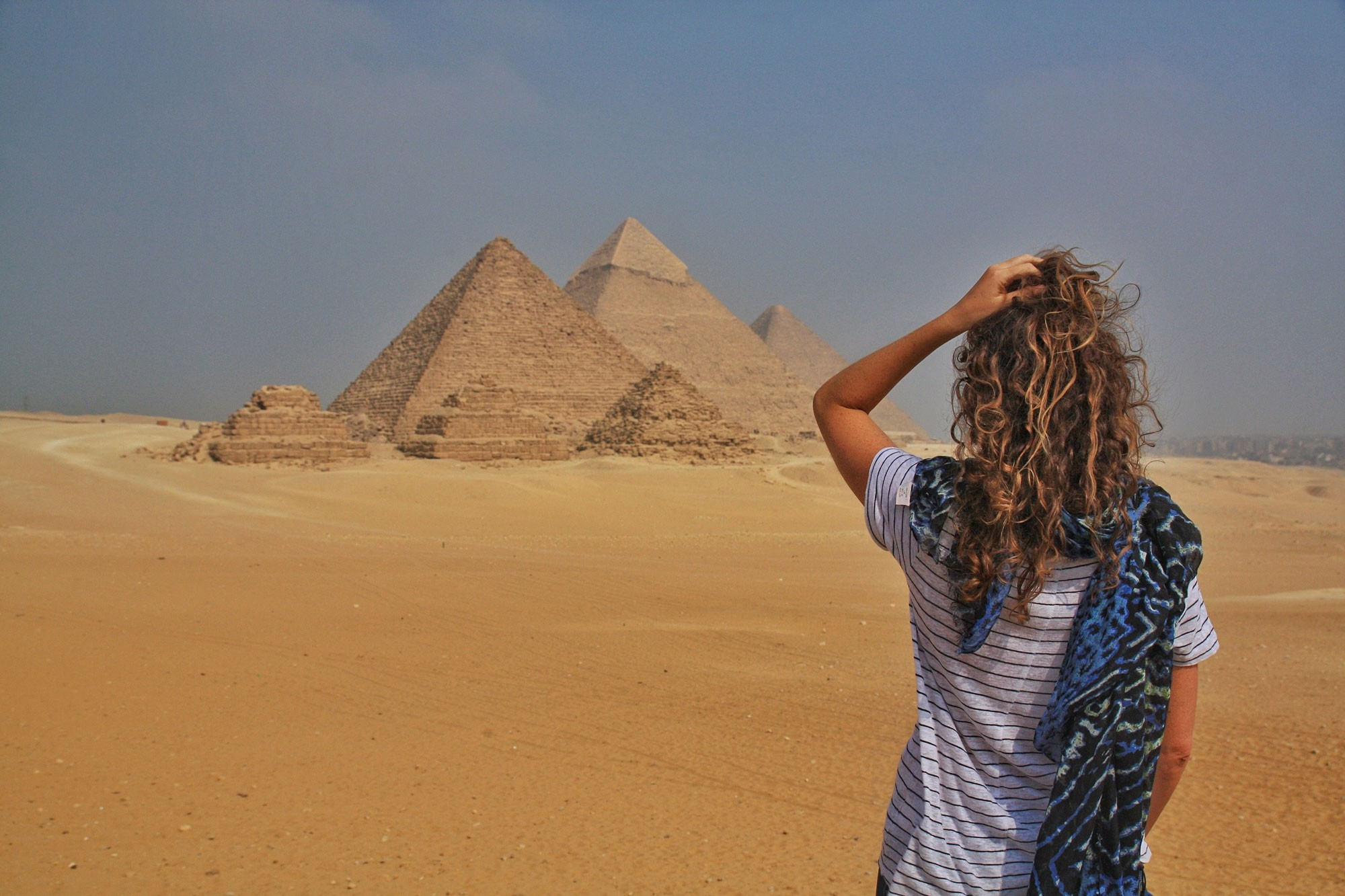 Cairo Day Tour from Hurghada by Bus