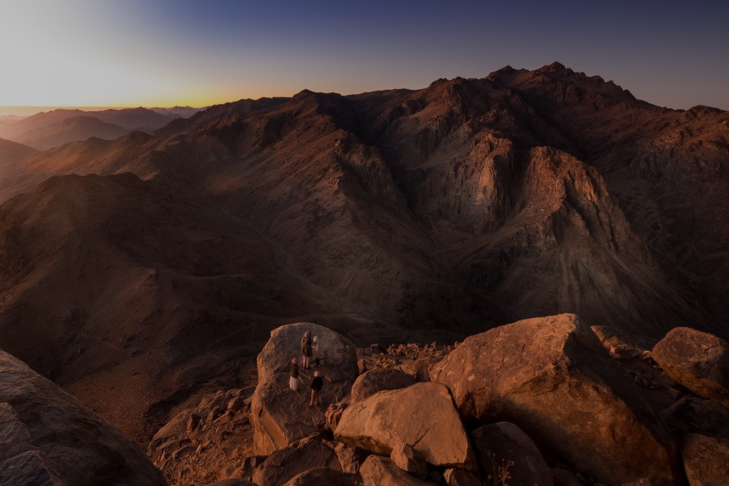 St Catherine Monastery and Mount Sinai Overnight from Dahab