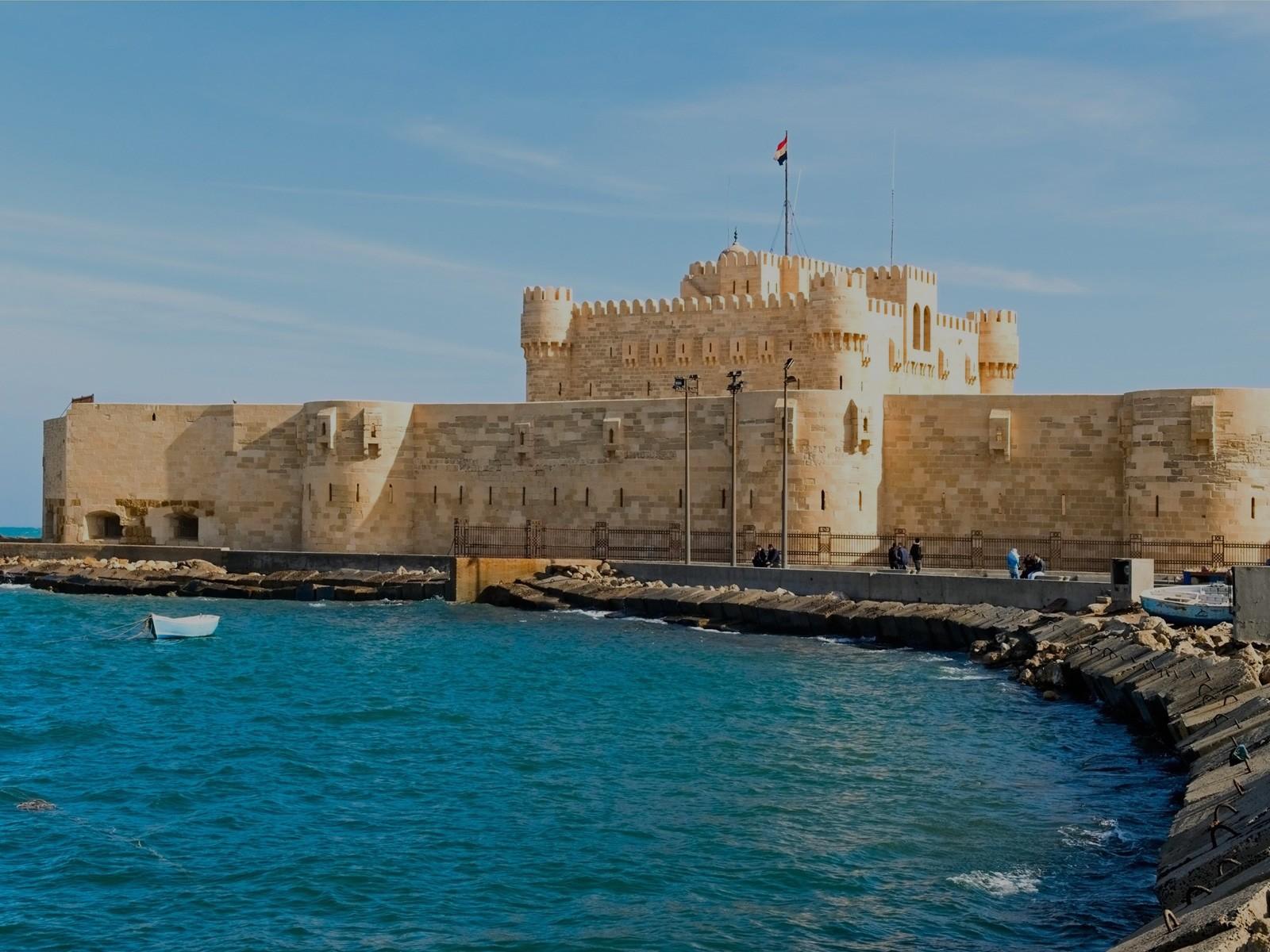 Alexandria City Tour From Alexandria Port