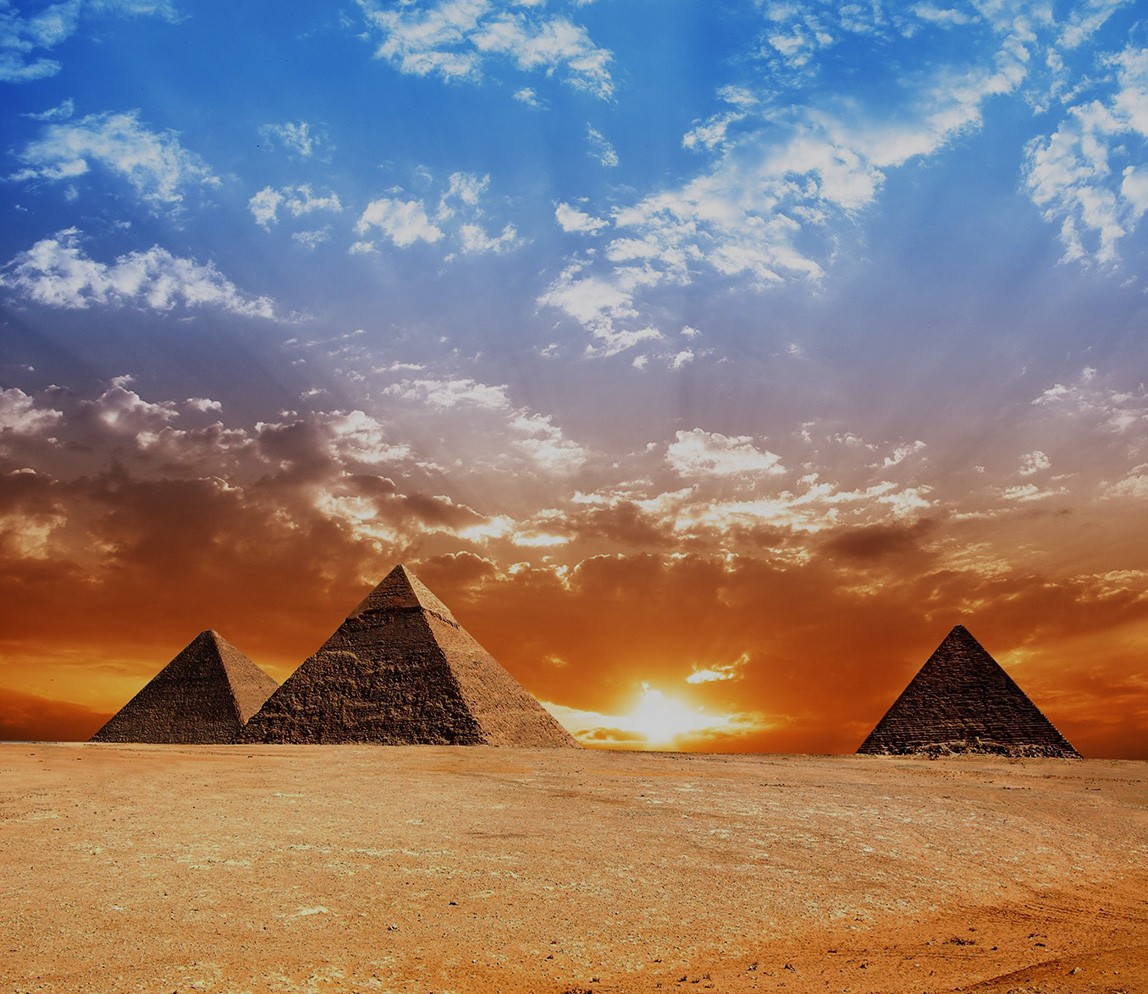 Shore Excursion to Giza Pyramids And Sakkara From Alexandria Port