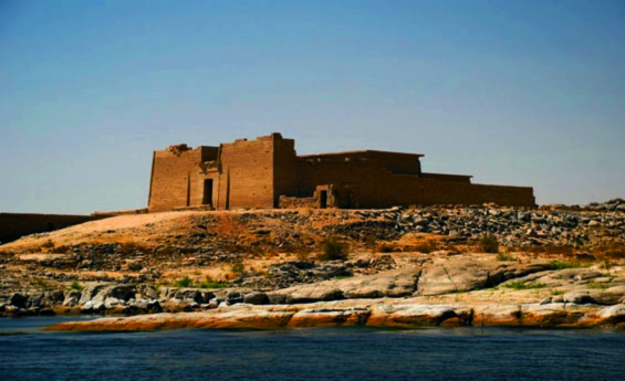 Day Tour to Kalabsha Temple and Nubian museum from Aswan