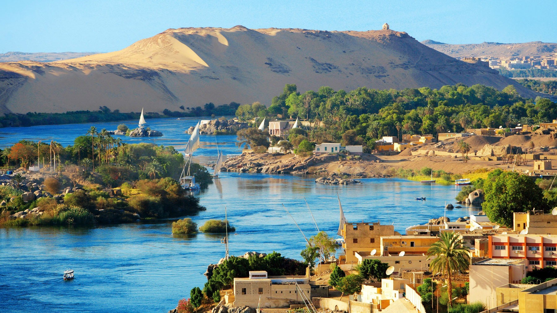 Private Day Tour Soheil Island and Nubian Village
