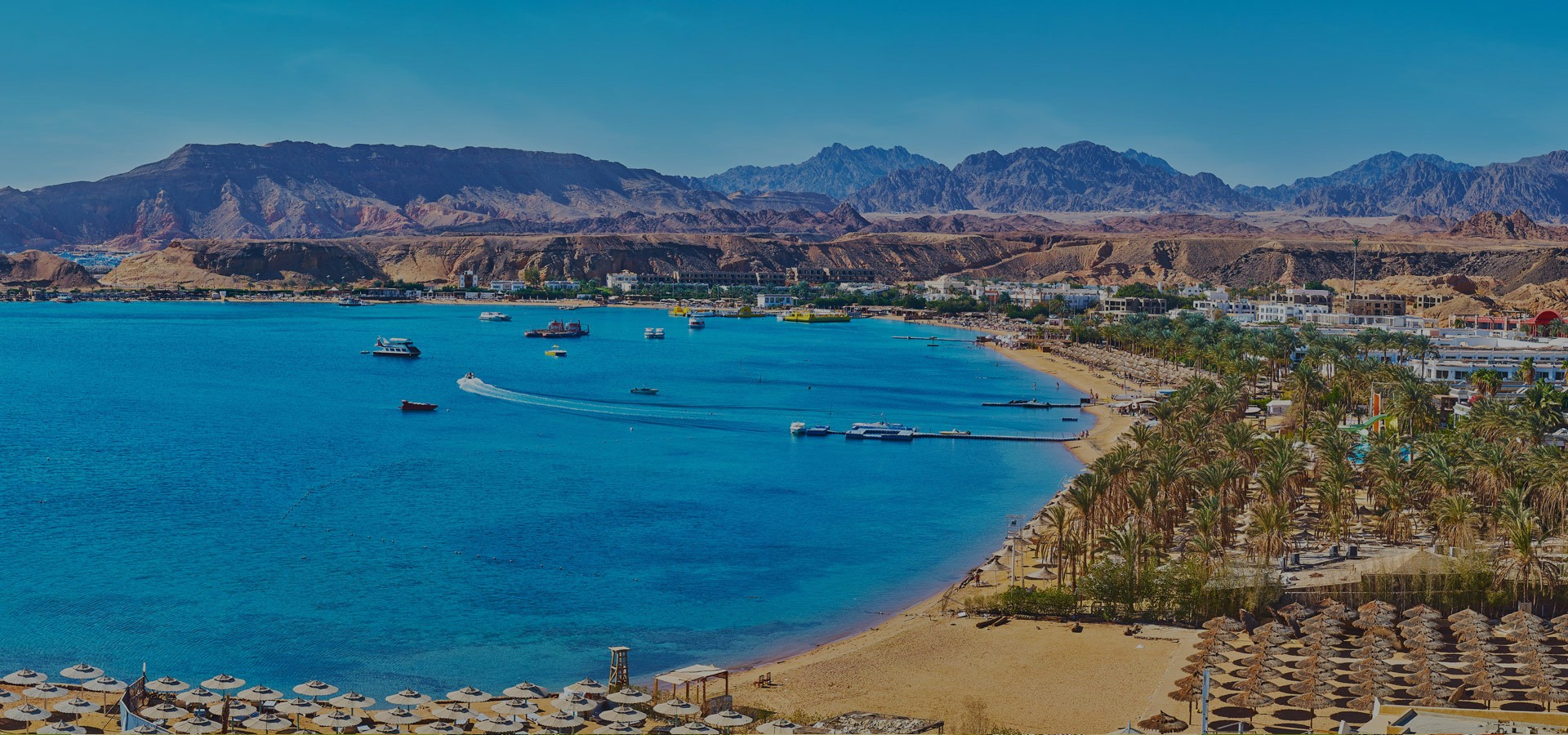 Sharm El Sheikh Glass Bottom Boat Trip