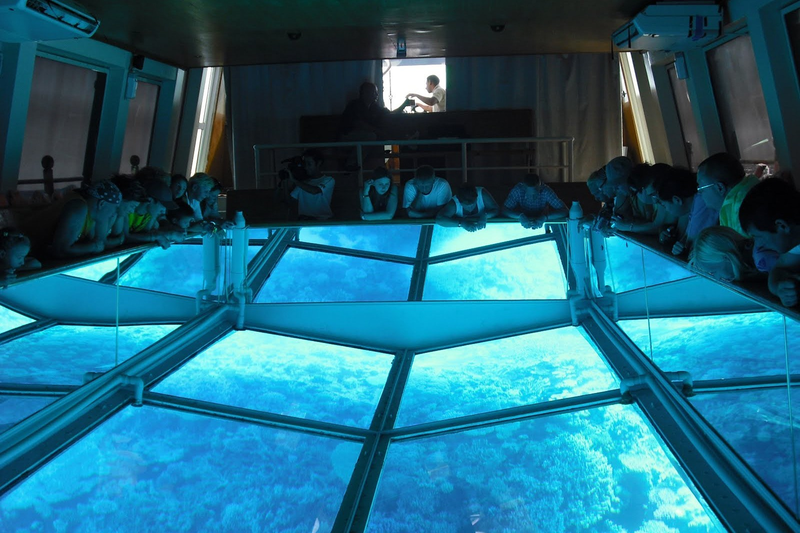 Glass Bottom Boat Hurghada