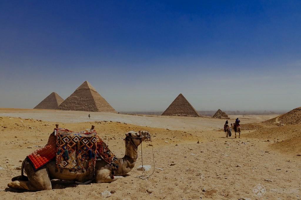 Giza Pyramids Sphinx Sakkara And Dahshour Day Tour