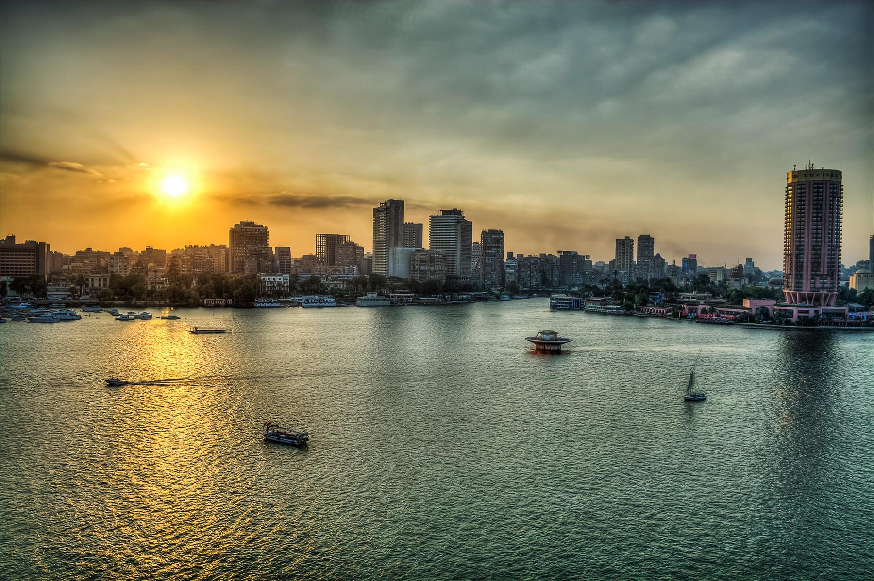 Felucca Ride-SailBoat Nile in Cairo