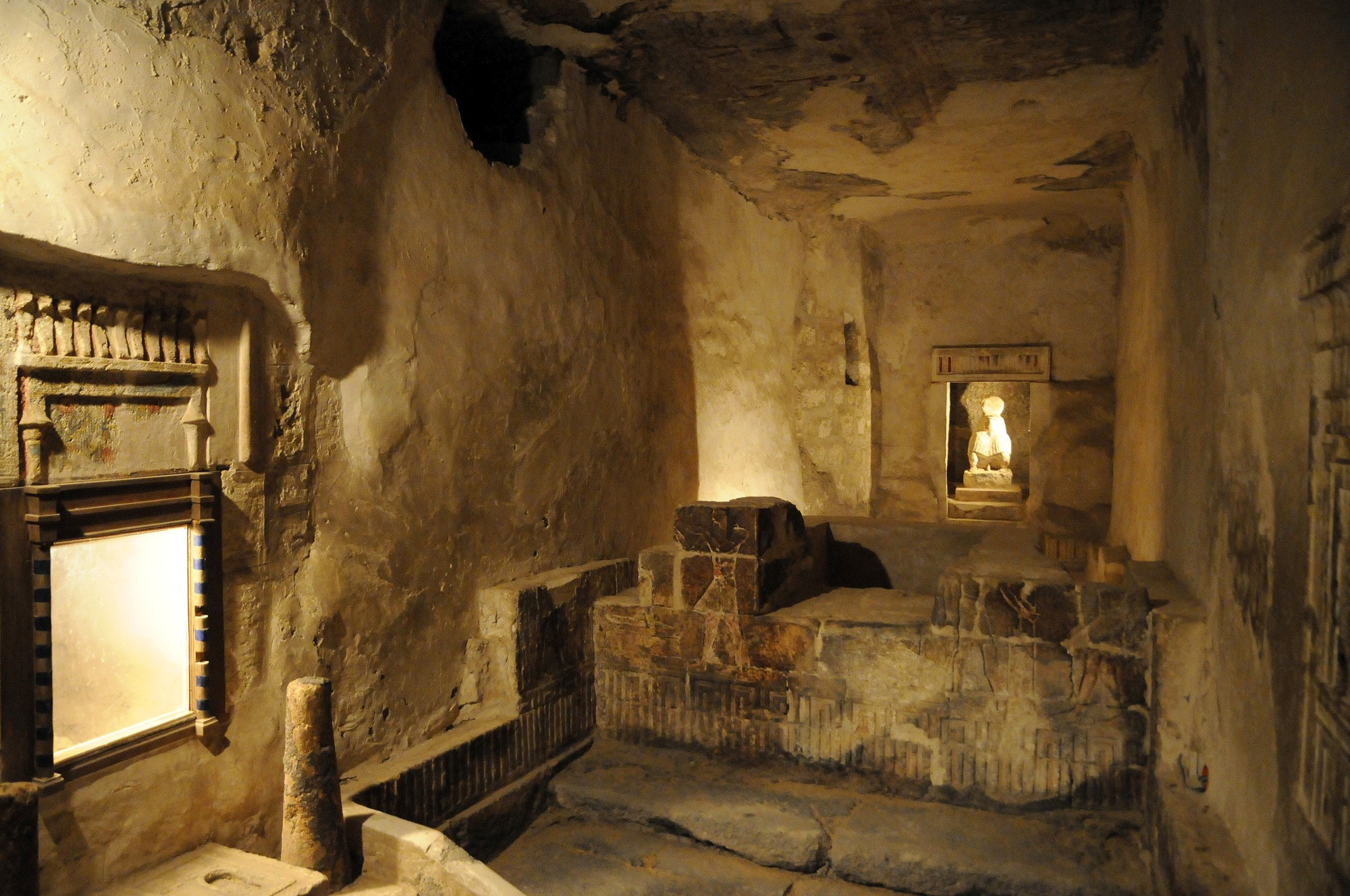 El Minya Archeological Sites In Two Days Tour From Cairo