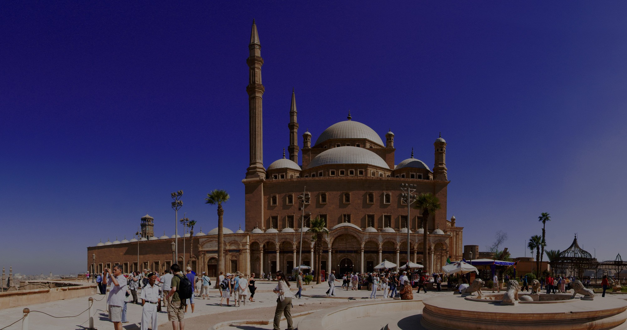 Famous Mosques Of Cairo Day Tour