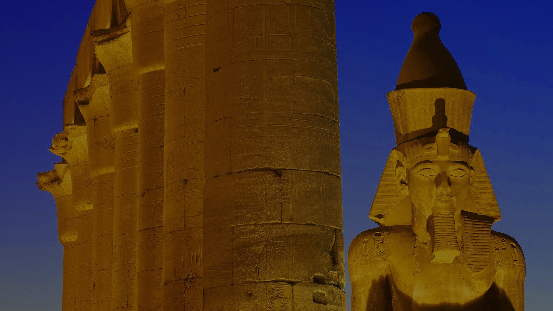 HighLights Luxor One Day Tour Aswan Bus