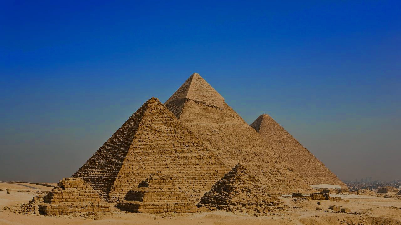 Cairo And Giza Pyramids For WheelChair Users