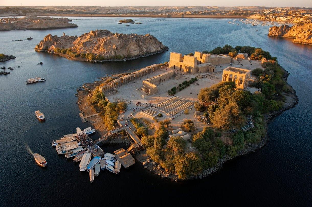 Top Attractions Of Aswan Day Tour