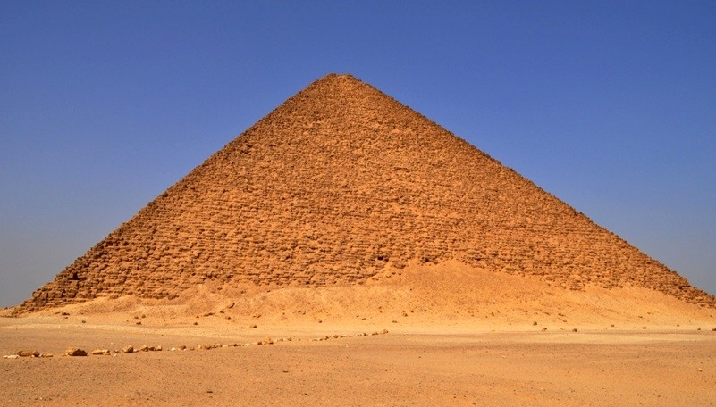 Red Pyramid.