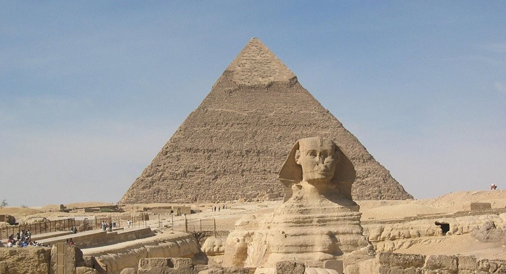 Stopover Tour To Giza Pyramids, Sakkara And Memphis
