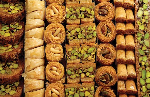 Egyptian sweets