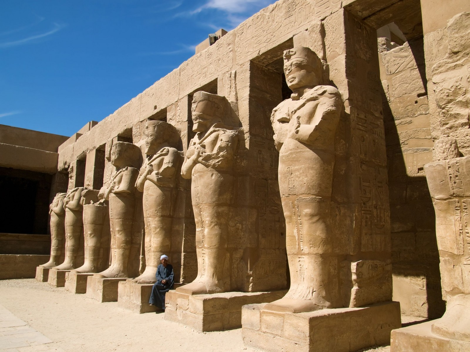 Egypt New year Holiday