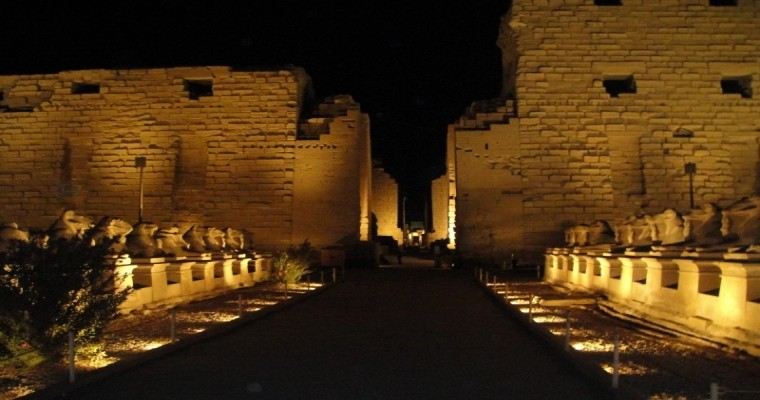 Luxor Night Activities