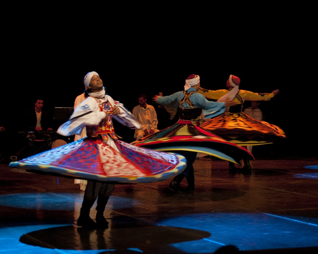 Al Tanoura Folklore Dance Show Night Tour