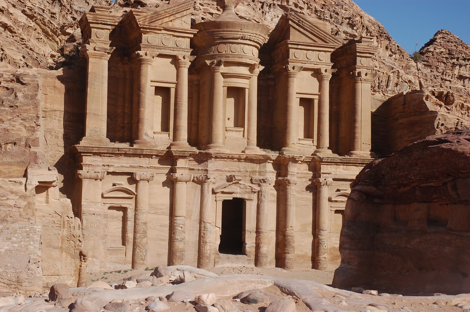 Aqaba Port To Petra Private Tour