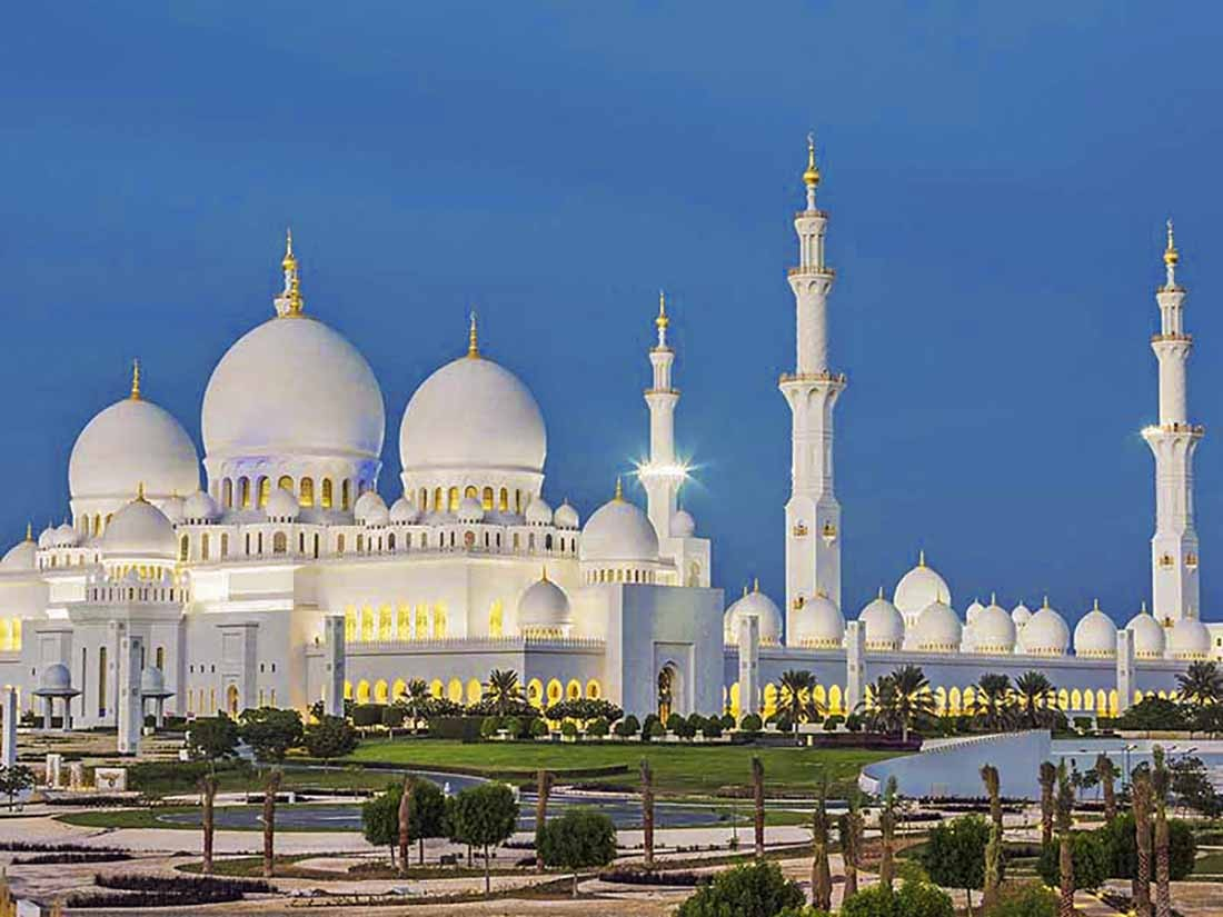 Abu Dhabi City Sightseeing Tour