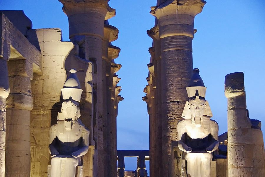 Egypt Deluxe Vacations 12 Days 11 Nights ( Cairo - Aswan - Luxor - Hurghada)