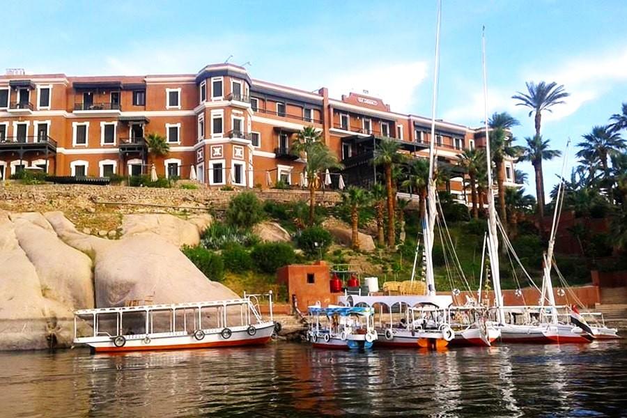 Old Cataract, Aswan