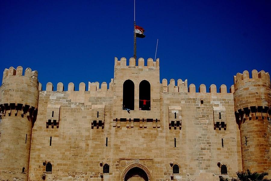 fort of Qaitbay