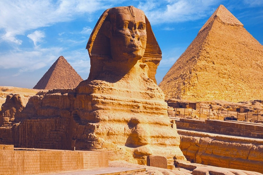 Pyramids classic tour, Ancient Egypt Summer