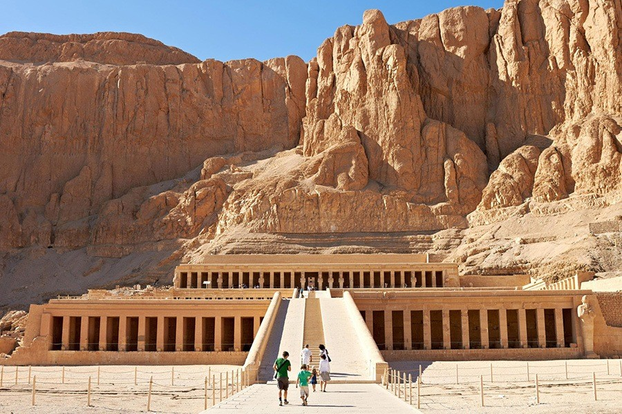 Luxor classic tour, Ancient Egypt Summer