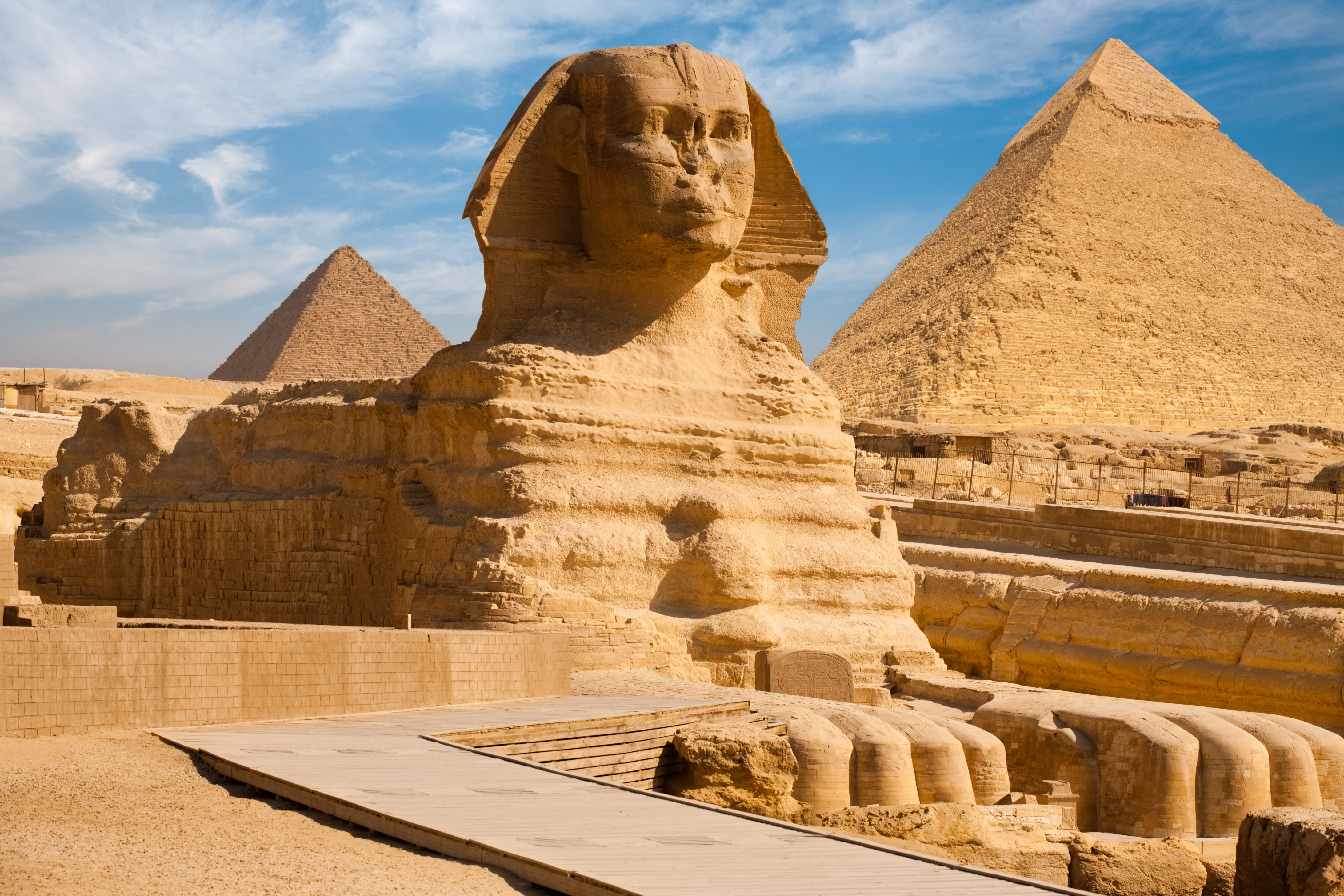 Cairo and Giza Uncovered in 4 Days