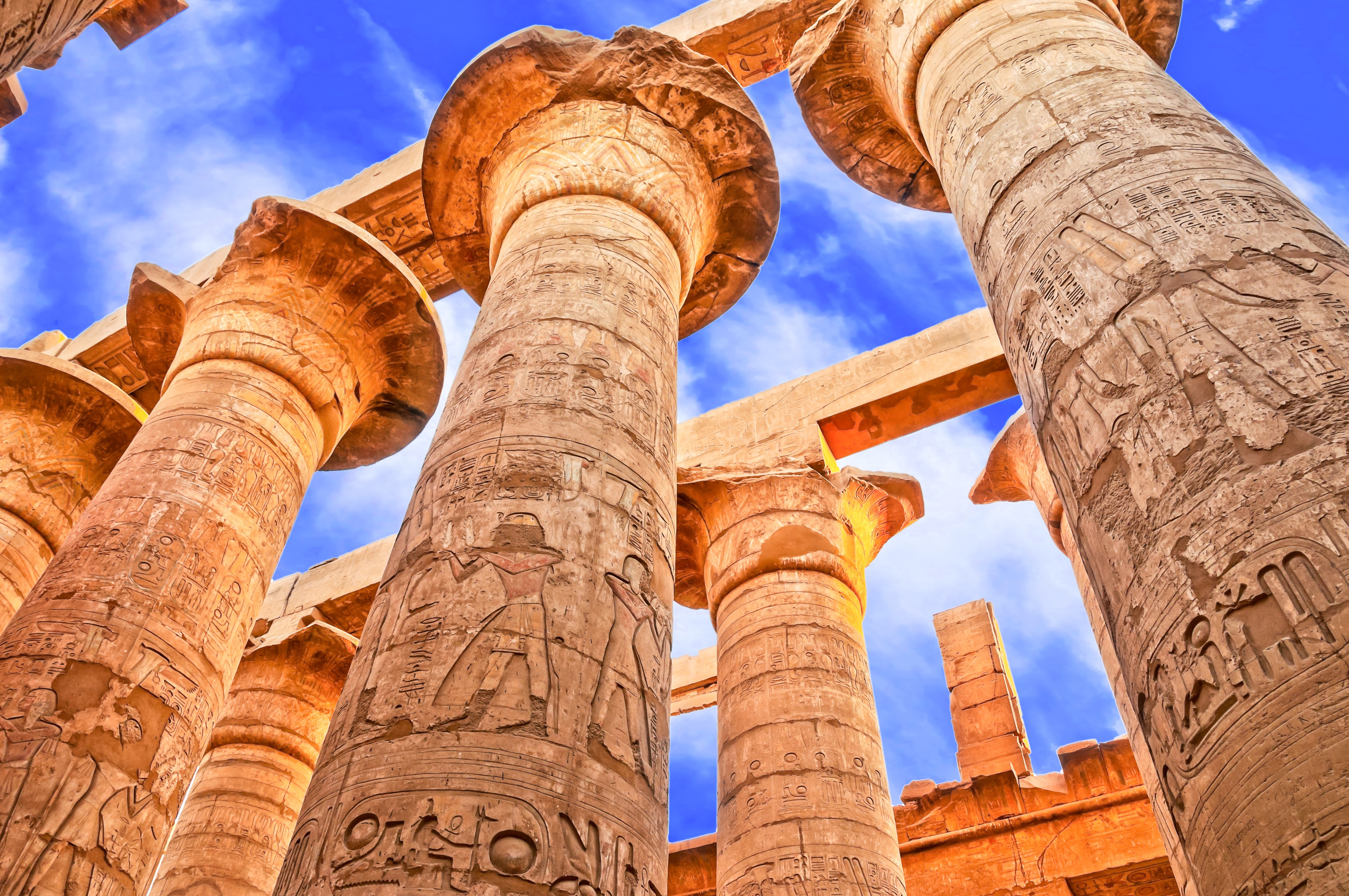 Must-see treasures of Luxor and Cairo budget tour