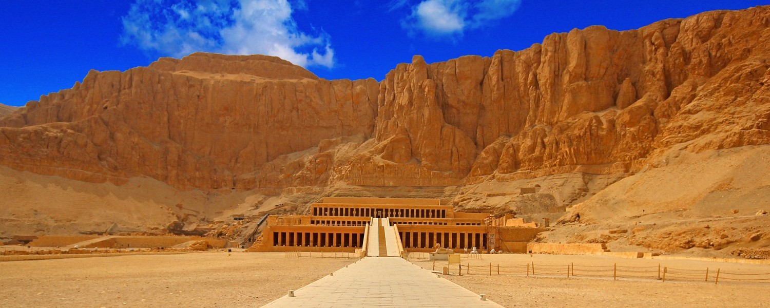 Temple of Hatshepsut-