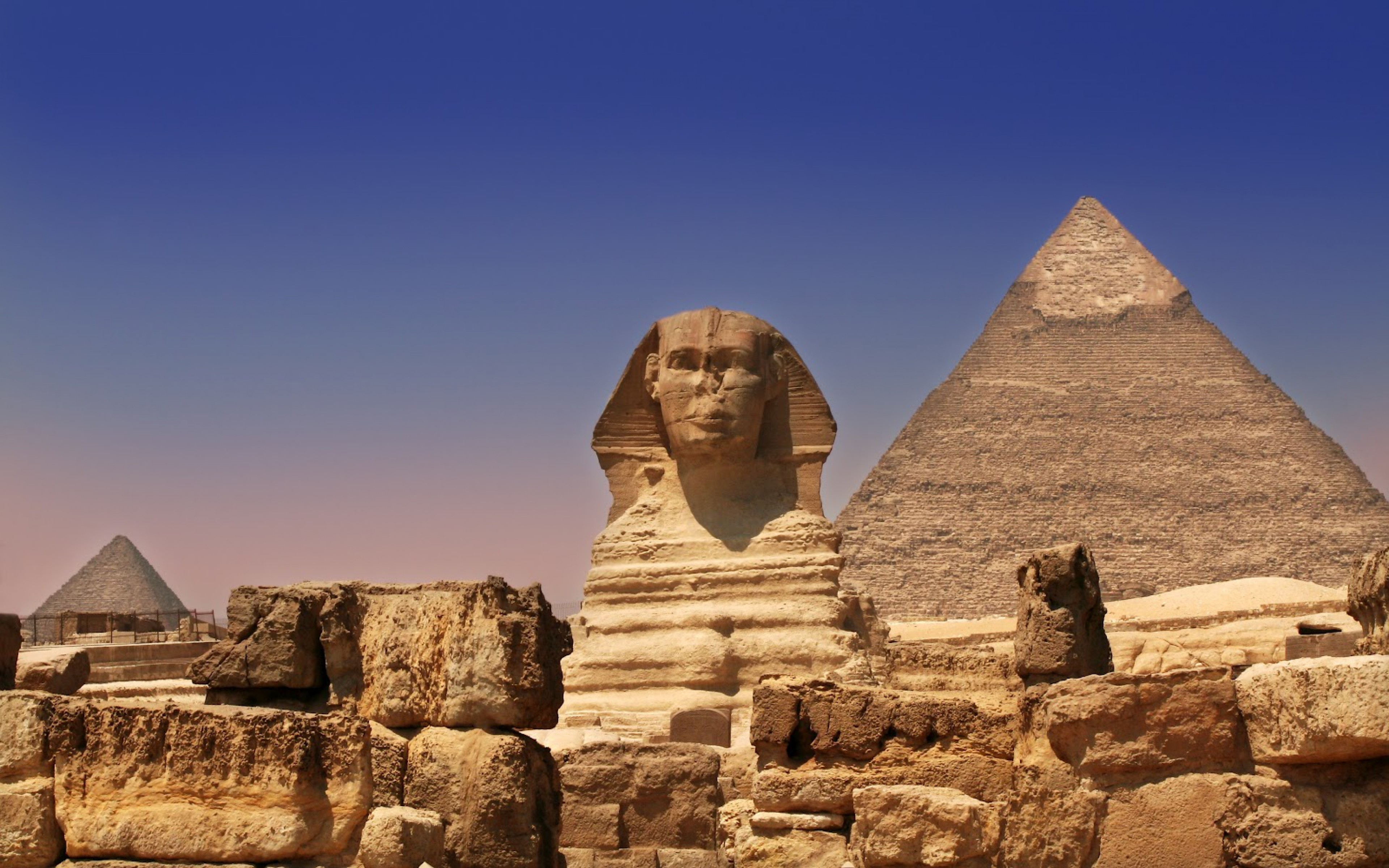 Giza Pyramids,Cairo - Sharm El Sheikh Egypt Travel Packages