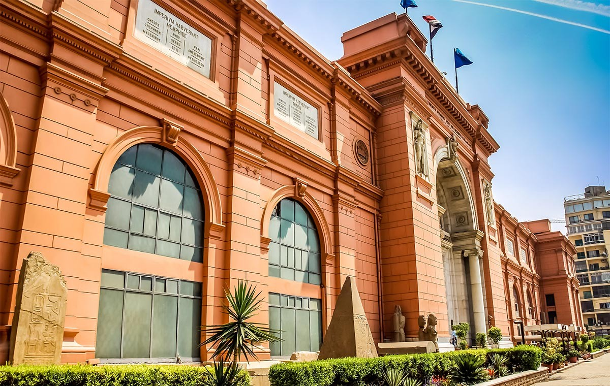 Egyptian museum, Cairo - Sharm El Sheikh