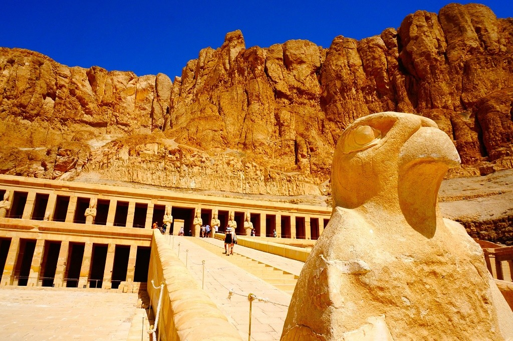 Luxor West Bank, Valley of the Kings, Valley of the Queens & Hatshepsut Temple