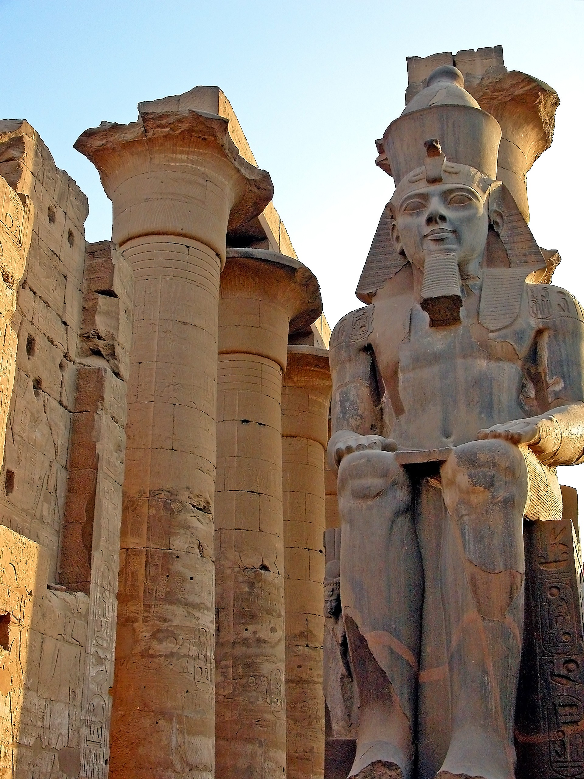 Full day trip to Luxor West & East Bank from Luxor International Airport