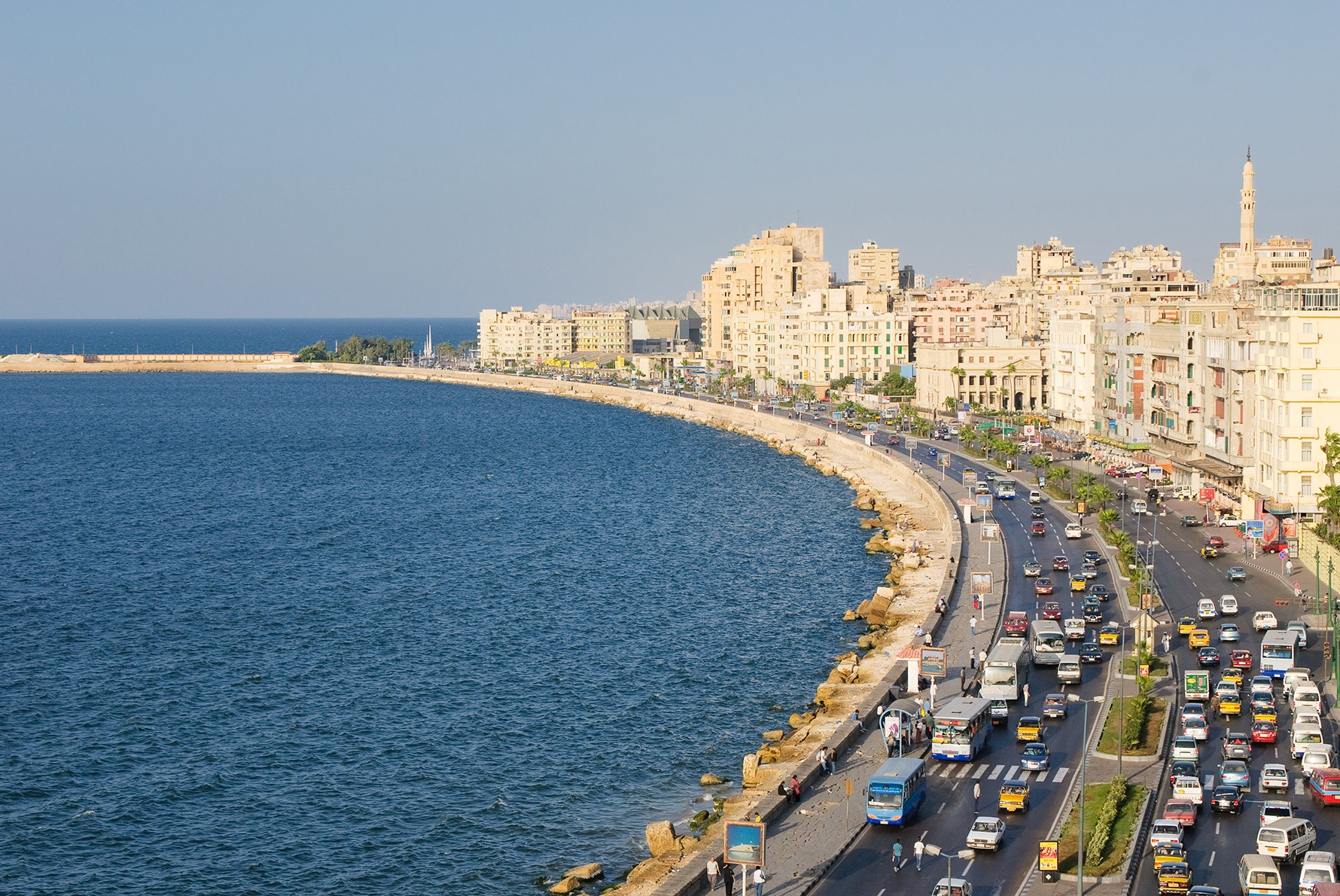 Alexandria Day Trip from Cairo by Private Van