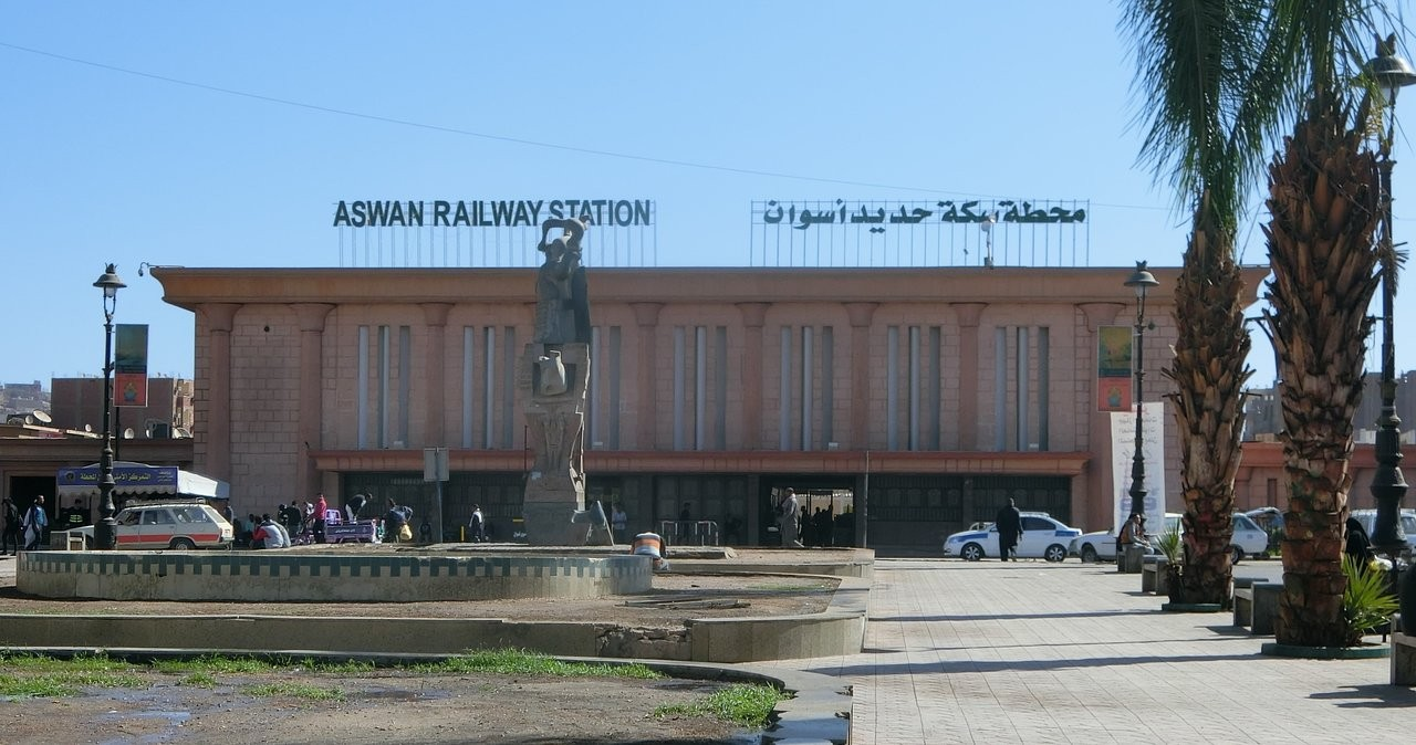 Aswan Train Station Arrival Transfer