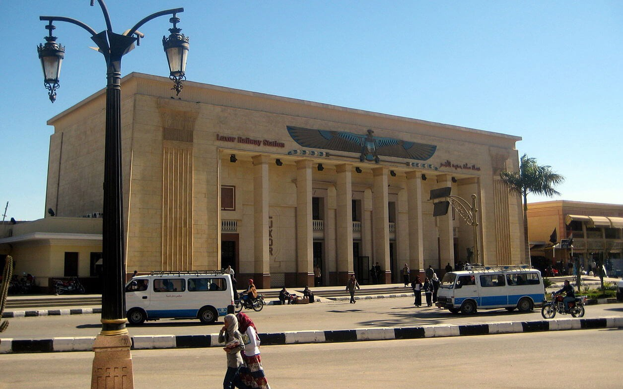 Luxor Train Station Departure Transfer