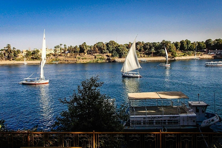 Egypt 8-Day Nile River Cruise From Aswan
